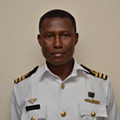 CDR. JAMES AGAMBIRE